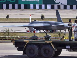 pakistan drone technology