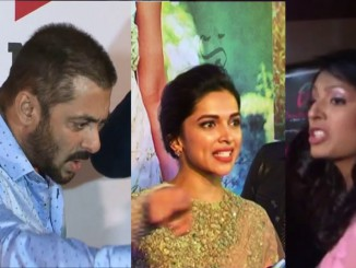 bollywood actors fights with media
