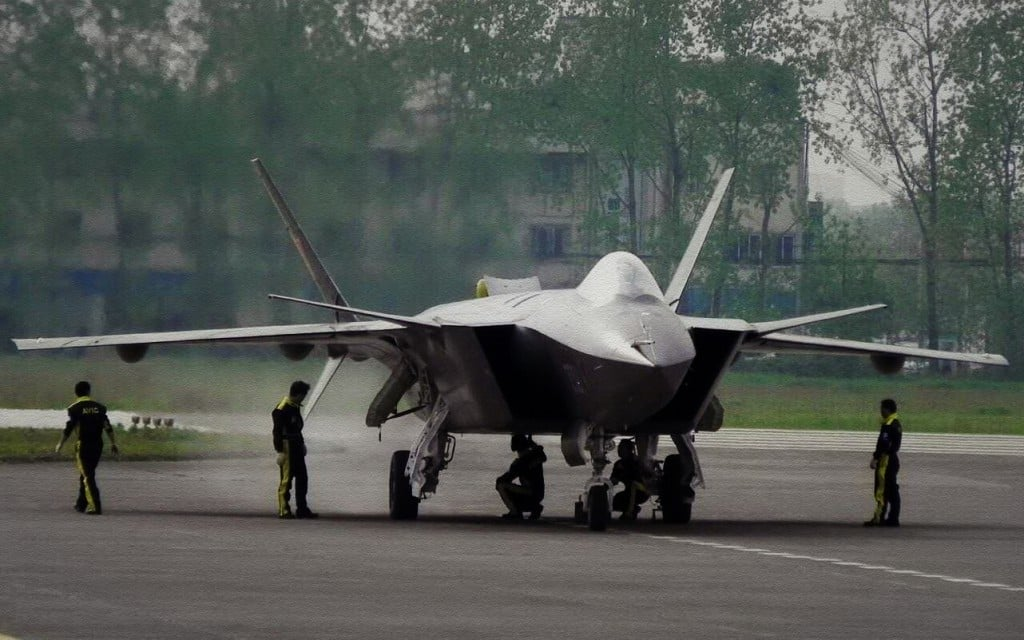 The new Chinese Stealth Fighter Plane Video  LinkedIn