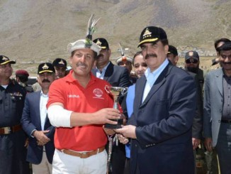 general raheel sharif at shandur polo festival 2016