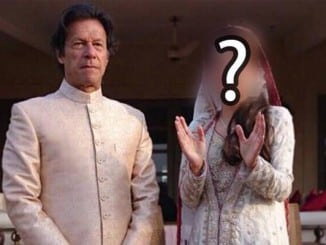 imran khan 3rd wife