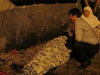 turkey bomb blast video
