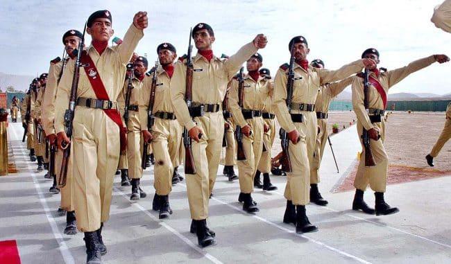 Pakistan army baloch regiment