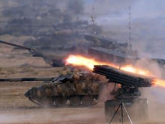 Pakistan army war preparations