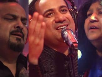 coke studio new song released for Pakistan army