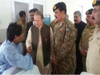 PM Nawaz visit to Quetta