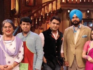 naseem vicky in kapil sharma show