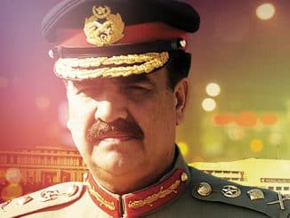 General Raheel Sharif Message
