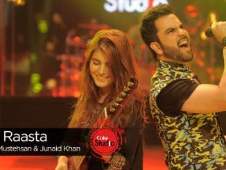 momina mustehsan and junaid khan coke studio