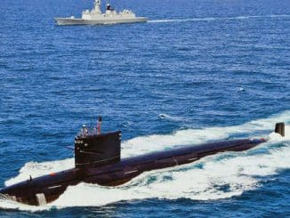 Chinese nuclear submarine threat in Indian waters