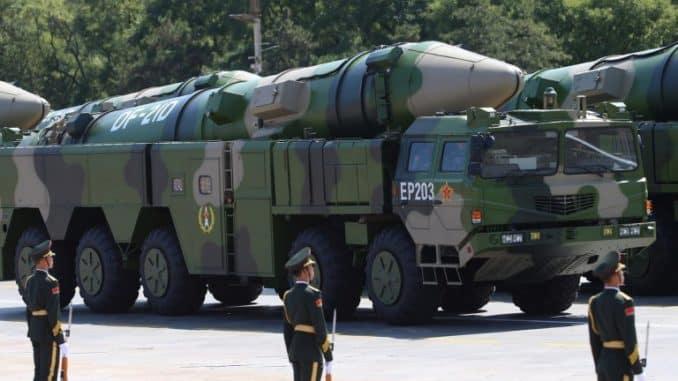 China Pakistan Misssile program