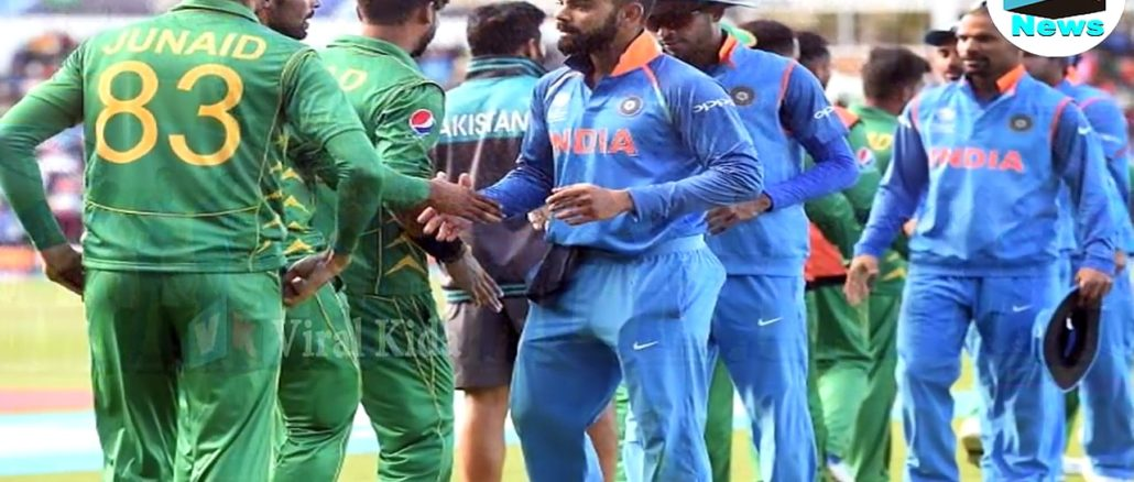 Pakistan vs India final match was fixed Indian media
